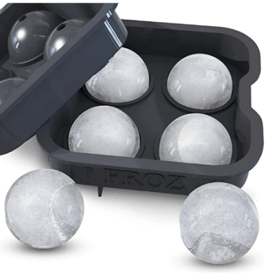 Housewares Solutions Froz Ice Ball Maker