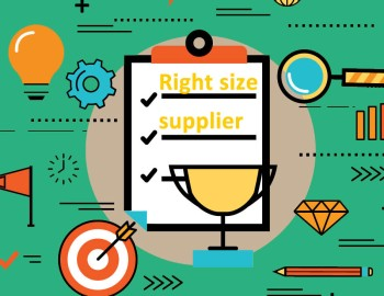 How to Select  a Right Size Manufacturer 2021