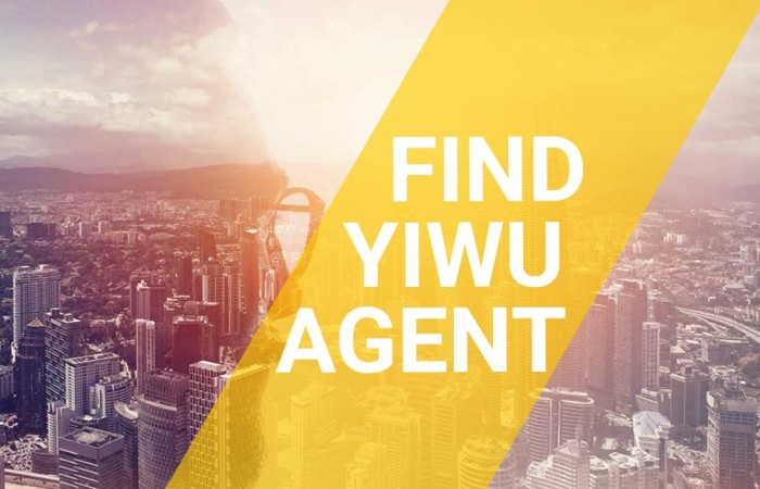 How to Get a Yiwu Agent in China