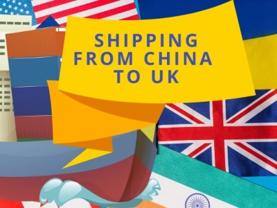 How to Shipping from China to UK