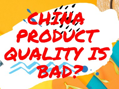 Is the China Products Quality Really That Bad? Maybe Not