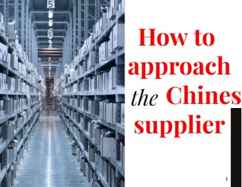 How to Approach Chinese Dropshipping, Wholesale, Private label Suppliers