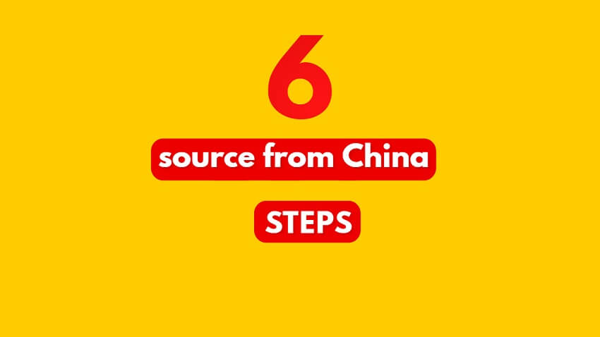 source from China