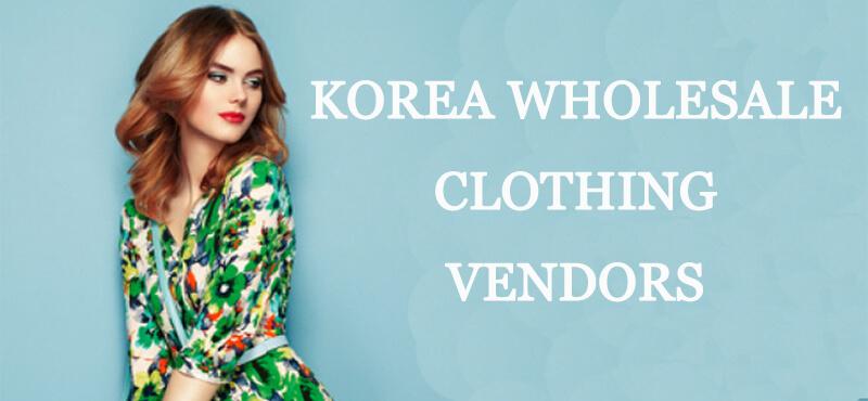 korea wholesale clothing vendors