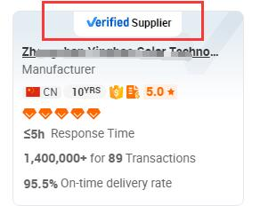 Alibaba's on-site verification-is alibaba safe