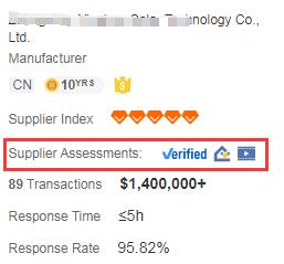 supplier assessments-is alibaba safe